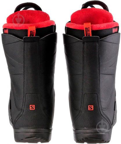 Ботинки горнолыжные Salomon TRANSFER р. 29,5 L40225400 черный - фото 3