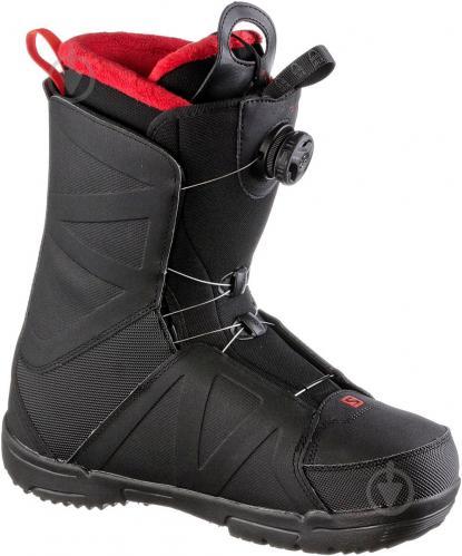 Ботинки горнолыжные Salomon TRANSFER р. 29,5 L40225400 черный - фото 2