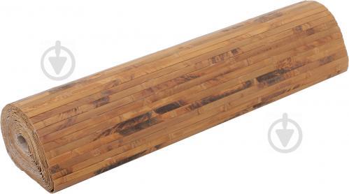 Шпалери бамбукові LZ-0804D  17 мм 0,9 м коричневі обпалені - фото 3