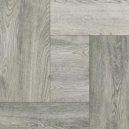 Плитка Golden Tile Home Wood пепельный 4NИ830 40х40 - фото 1