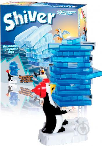 Гра настільна JoyBand Тремтячий пінгвін 18700 - фото 1
