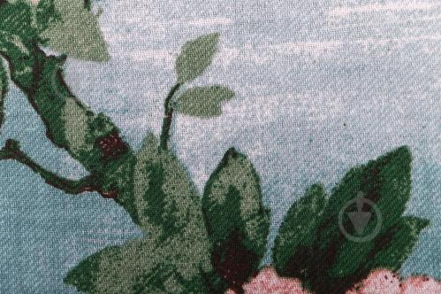 Рушник Троянди бірюза 44x66 см La Nuit бірюзовий - фото 2