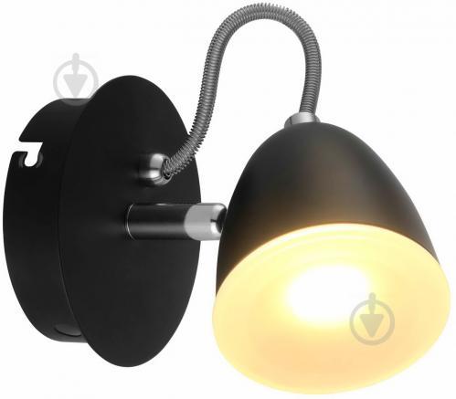 Спот Victoria Lighting LED 1x4 Вт чорний Modena/PL1 - фото 2