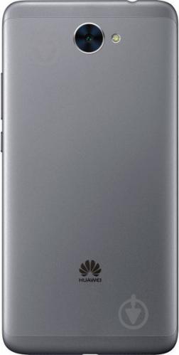 Смартфон Huawei Y72017 grey - фото 3