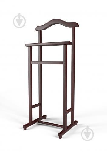 Вешалка-стойка для одежды Монблан Дуб венге - фото 1