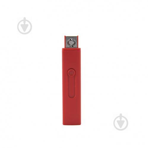 Запальничка Bergamo електрична USB червона - фото 1