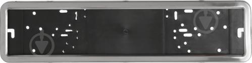 Рамка под номерной знак металлическая
