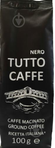 Кофе молотый TUTTOCAFFE Nero 100 г - фото 1