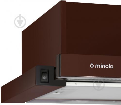 Вытяжка Minola HTL 6110 BR 630 - фото 5