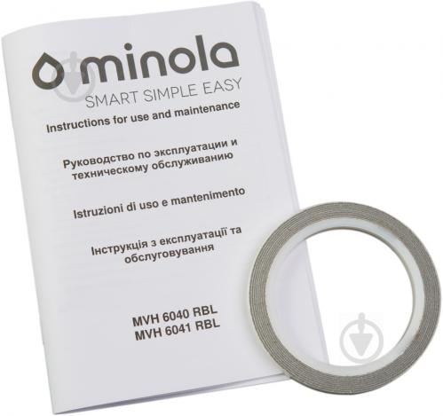 Варильна поверхня Minola MVH 6040 RBL - фото 8