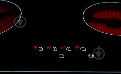 Варильна поверхня Minola MVH 6040 RBL - фото 7