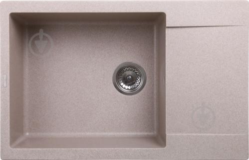 Мойка для кухни Water House Galaxy GMP 02.78 XL beige - фото 1