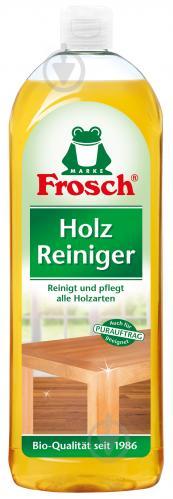Очисник Frosch для дерев'яних поверхонь 0,75 л - фото 1