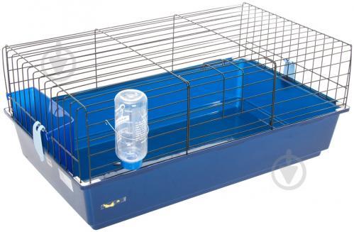 Клетка Foshan 708 для кроликов и морских свинок 80х48х46 см - фото 1