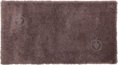 Ковер Ozkaplan Karpet Gold Shaggy темно-бежевий 1х2 м - фото 1