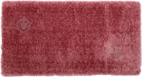 Ковер Ozkaplan Karpet Gold Shaggy темно-рожевий 1x2 м - фото 1