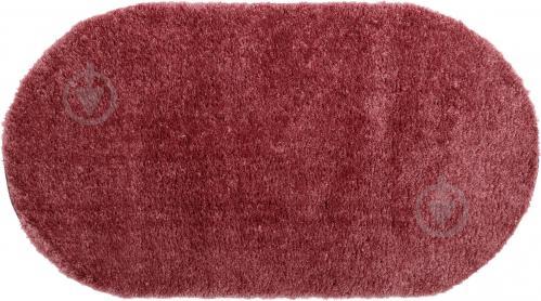 Килим Ozkaplan Karpet Gold Shassy О темно-рожевий 1,2x1,7 м - фото 1
