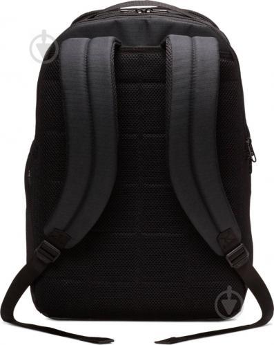 Рюкзак Nike NK BRSLA M BKPK - 9.0 (24L) BA5954-010 від 20,1 до 25 л л чорний - фото 2
