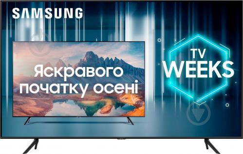Телевізор Samsung QE55Q60TAUXUA - фото 1