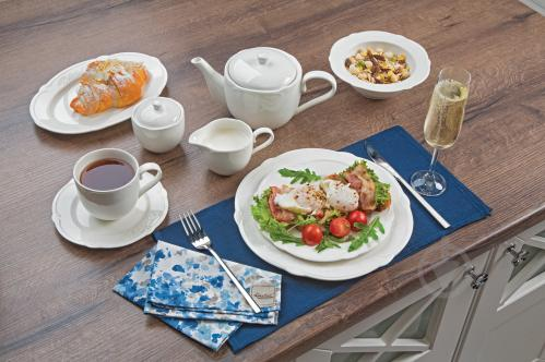 Тарелка суповая Luxury 21,5 см Fiora - фото 8