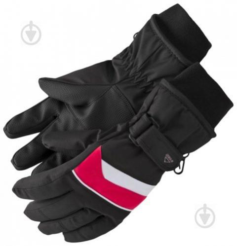 Перчатки McKinley 250114-90657 р. 3 черный