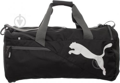 819a62cd6c4d ᐉ Cпортивная сумка Puma Fundamentals Sports Bag M 7339501 черный ...