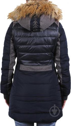 Пальто Northland Anna Parka р. 34 темно-синий 02-08543-14 - фото 2