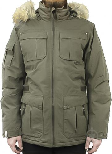 Куртка Northland Exo Sport Ben Parka р. XL коричневый 02-08506-20