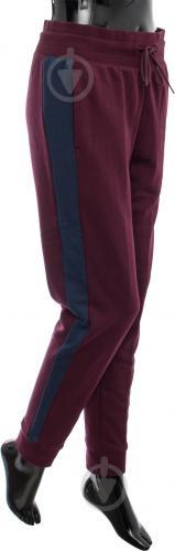 Спортивные брюки Puma р. S бордовый 57146905 - фото 2