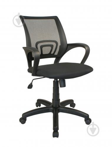 Кресло Примтекс Плюс Link GTP C-11/M-01 черный - фото 1