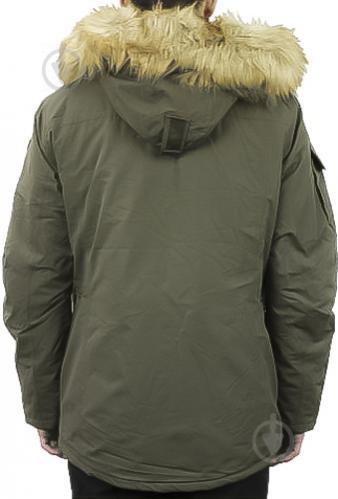 Куртка Northland Exo Sport Ben Parka 02-08506-20 L хаки - фото 2