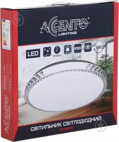 Светильник светодиодный Accento lighting ALTD-TRY-SS36-VENUS 36 Вт белый 4000 К - фото 5