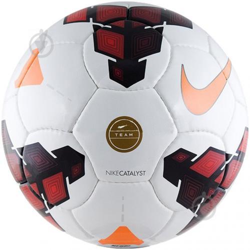 ᐉ Футбольний м яч Nike TEAM CATALYST р. 5 SC2365-167 • Краща ціна в ... 423e87b1c3037