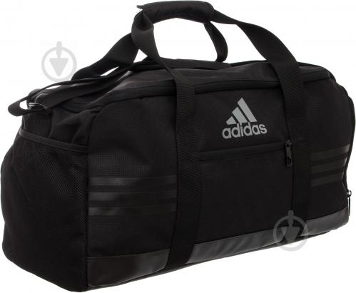 1e67f3f9 ᐉ Спортивная сумка Adidas 3-Stripes Performance AJ9997 черный ...