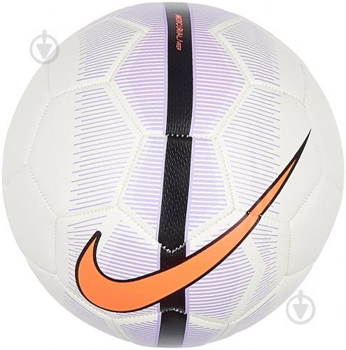 ᐉ Футбольный мяч Nike MERCURIAL VEER р. 5 SC2359-105 • Купить в ... c6bd6cf0dfd