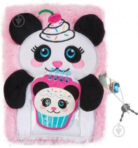 Блокнот Сладкая панда MR36220 Make it Real - фото 1