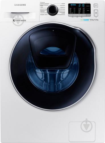 ᐉ Пральна машина із сушкою Samsung WD80K5410OW UA • Краща ціна в ... 6c0e3e07383ae