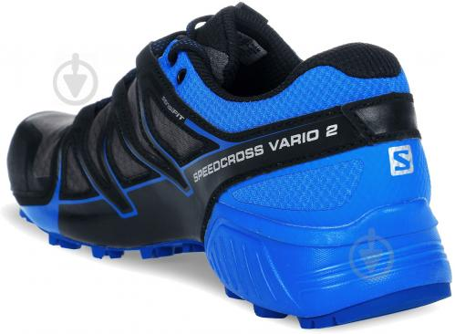 Кроссовки Salomon SPEEDCROSS VARIO 2 GTX M L39971500 р. 10 сине-серый - фото 2