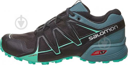 0c5fed1f ᐉ Кроссовки Salomon SPEEDCROSS VARIO 2 W L39841800 р.7 зеленый ...