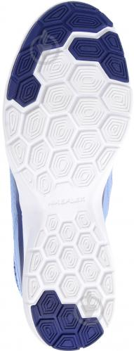 Кроссовки Nike FLEX TRAINER 5 р. 6 голубой 749184-405-6 - фото 10