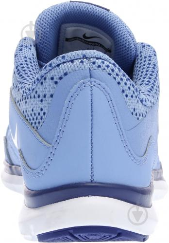 Кроссовки Nike FLEX TRAINER 5 р. 6 голубой 749184-405-6 - фото 8