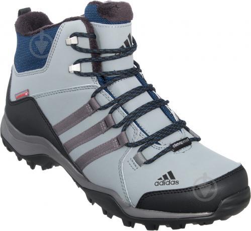 Ботинки  Adidas CW Winterhiker II CP AQ4111 р.42 черный с серым - фото 3