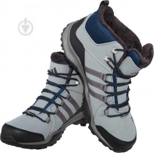Ботинки  Adidas CW Winterhiker II CP AQ4111 р.42 черный с серым - фото 2