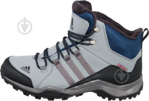 Ботинки  Adidas CW Winterhiker II CP AQ4111 р.42 черный с серым - фото 6