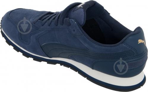 Кроссовки Puma ST Runner SD 35912804 р. 4.5 темно-синий - фото 4