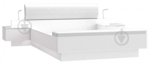 Комплект для спальні Forte Meble Starlet White STWL163 V29 160x200 см білий