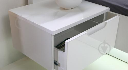 Комплект для спальні Forte Meble Starlet White STWL163 V29 160x200 см білий - фото 3
