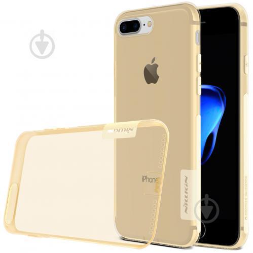 ᐉ Накладка на корпус NILLKIN Nature TPU для Apple iPhone 7 Plus (5 ... 4ef2f2f5db452