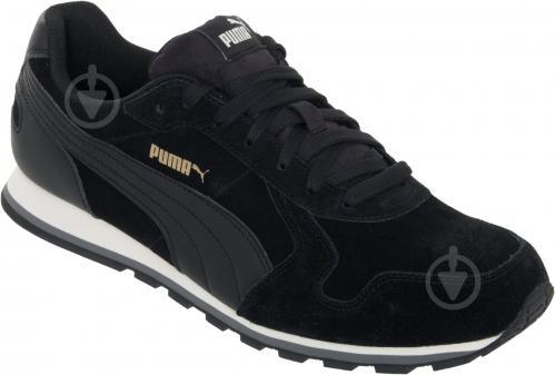Кроссовки Puma ST Runner SD 35912801 р.5 черный - фото 3