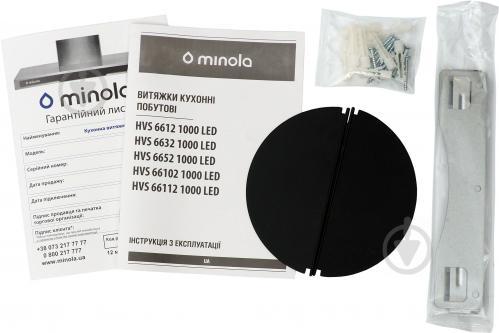 Витяжка Minola HVS 6652 WH 1000 LED - фото 7